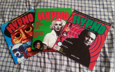 Hypno Magazines before Kulture Deluxe