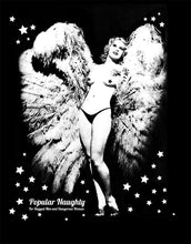 Burlesque Angel of the Stage