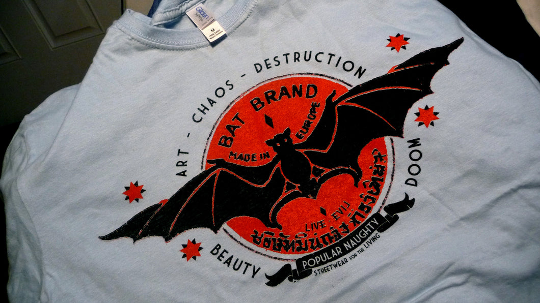 Bat Brand (of Chaos Philosophy)