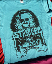 Pop Up Shop Only -Stan Lee is My Homeboy- the forbidden homage