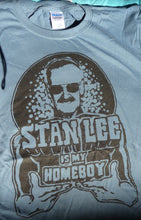 Stan Lee is My Homeboy- the forbidden homage