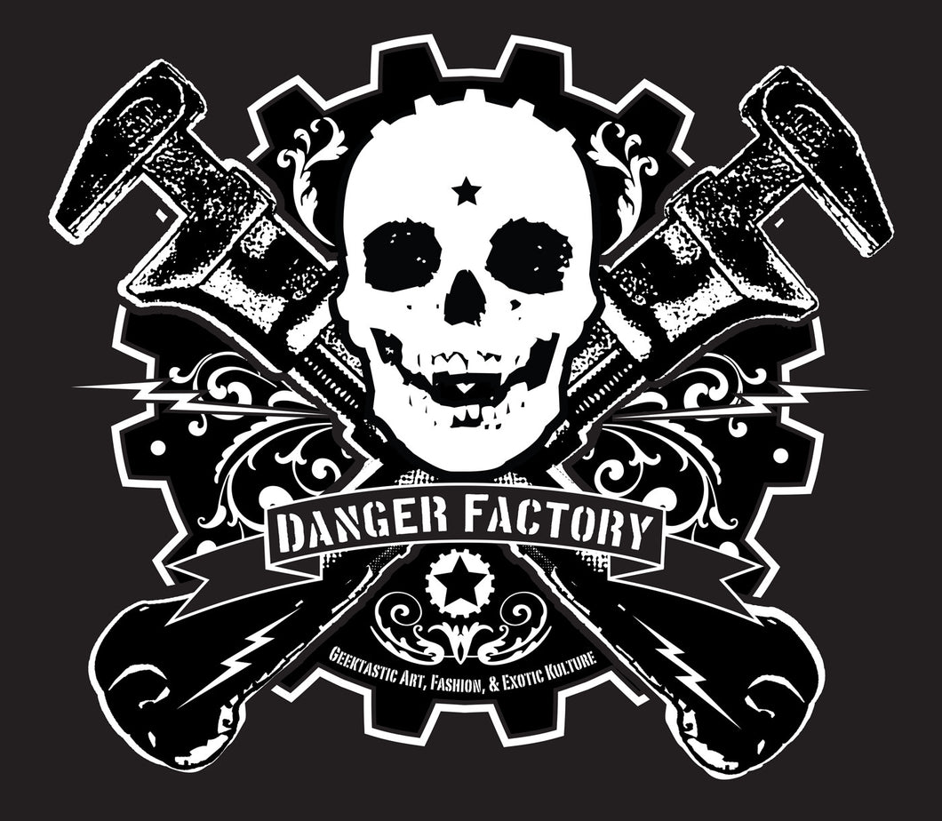 Danger Factory Logo