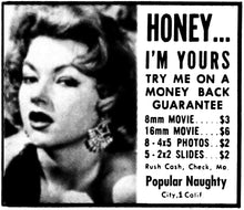 Honey, I'm Yours ------- (with a money back guarantee)