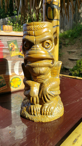 Classic Monster tiki mug of the creature from the black lagoon