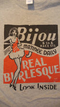 Bijou-Real Burlesque t-shirt-      Available Exclusively at Pop Up