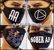 hg -  AA Style Face Mask - 4 Style Option - nawears