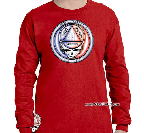 AA - Forever Grateful  Long Sleeve Tee