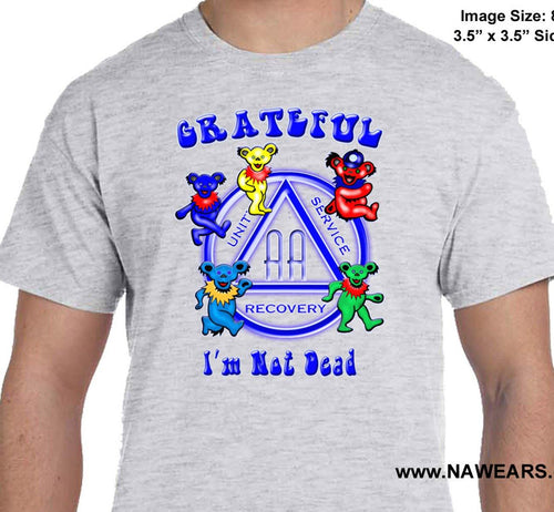 hpt- Grateful I'm Not Dead  T-shirt