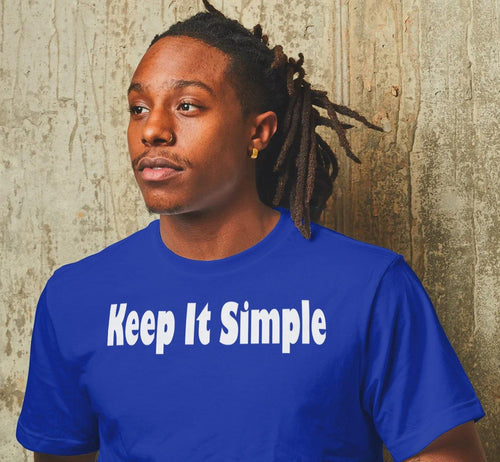 AA - Keep It Simple SS/LS  Tee