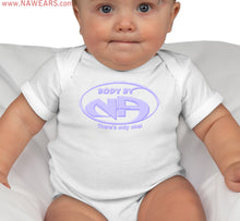 Infant Bodysuit - Body By NA - Blue