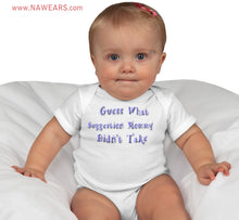 Infant Bodysuit - Guess What Suggestion