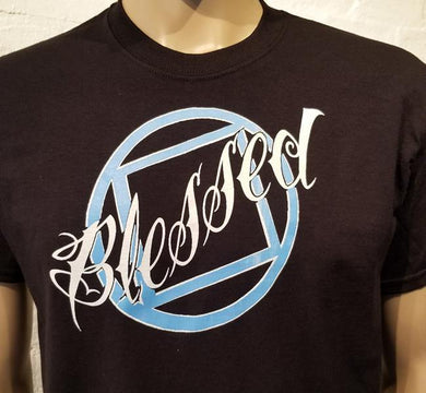 Blessed - Black T-shirt