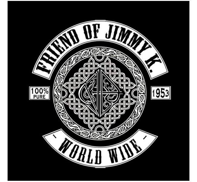 bs- Friennd Of Jimmy K - Sticker 3