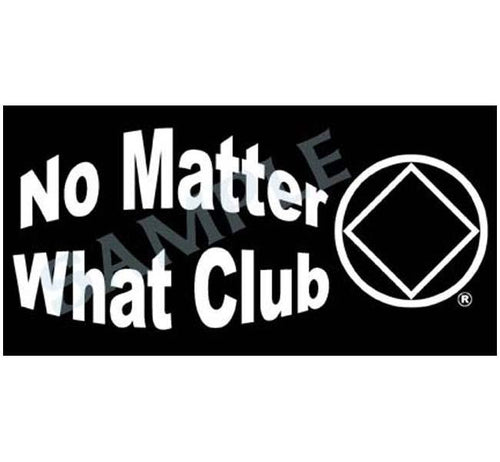 bs- No Matter What - Sticker 3