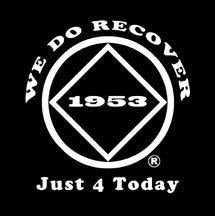 "bs- We Do Recover - Sticker 3""x3"""