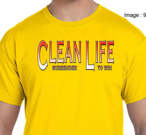 Clean Life 2020  - SS/LS Tee