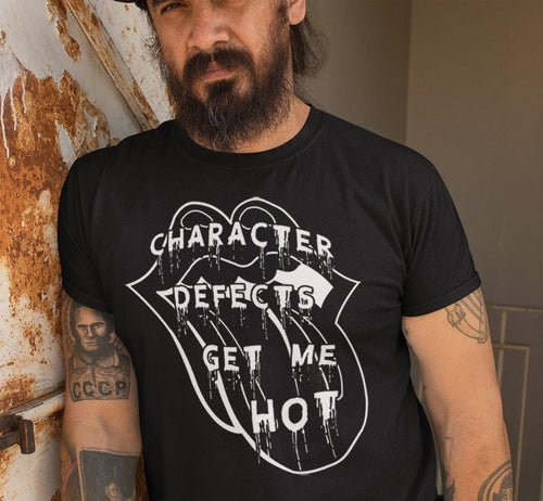 Defects Get Me Hot SS/LS Tee - nawears