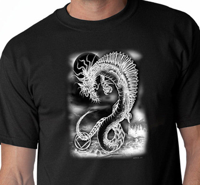 NA Dragon T-shirt   CLEARANCE