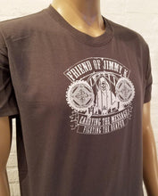 Fighting The Reaper GRAY T-shirt CLEARANCE