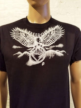 Freedom Eagle T-shirt - nawears