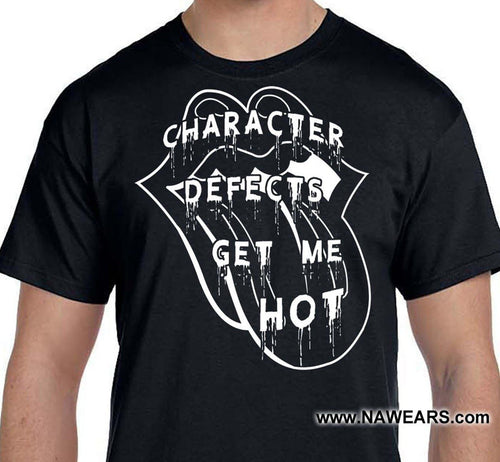 Defects Get Me Hot SS/LS Tee