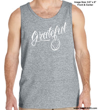 utt- GRATEFUL - Unisex  Tank Tops