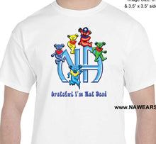 Grateful Not Dead 2019 w/ Side Img Tee