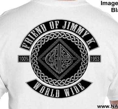 Friend Of Jimmy K 2020 T-shirt