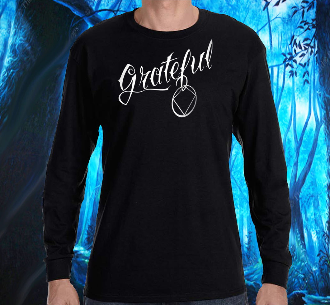 LS - NA Grateful - Long Sleeve Tee