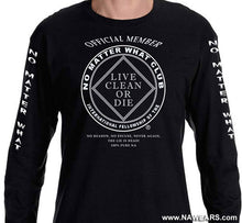 LST - No Matter What - Black Long Sleeve