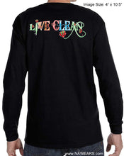 Live Clean Sugary SS/LS Tee