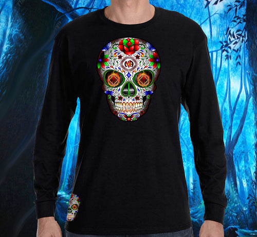 LS - Sugar Skull 2020- Long Sleeve Tee