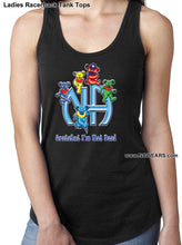 ltt- Grateful I'm Not Dead - Ladies Tank Tops