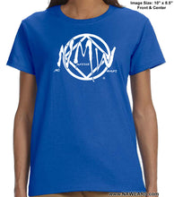ldTs- Big NMW - Ladies T's