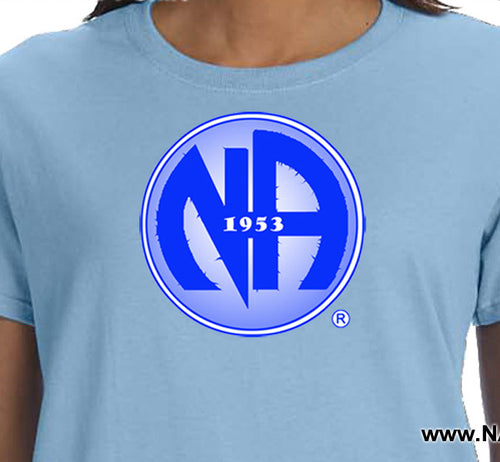 ldTs- Blue 1953 - Ladies T's