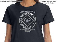 ldTs- No Matter What - Ladies T's