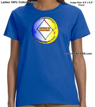 ldTs- Sisters In Recovery - Ladies T's