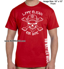 Live Clean OG Cappy SS/LS Tee