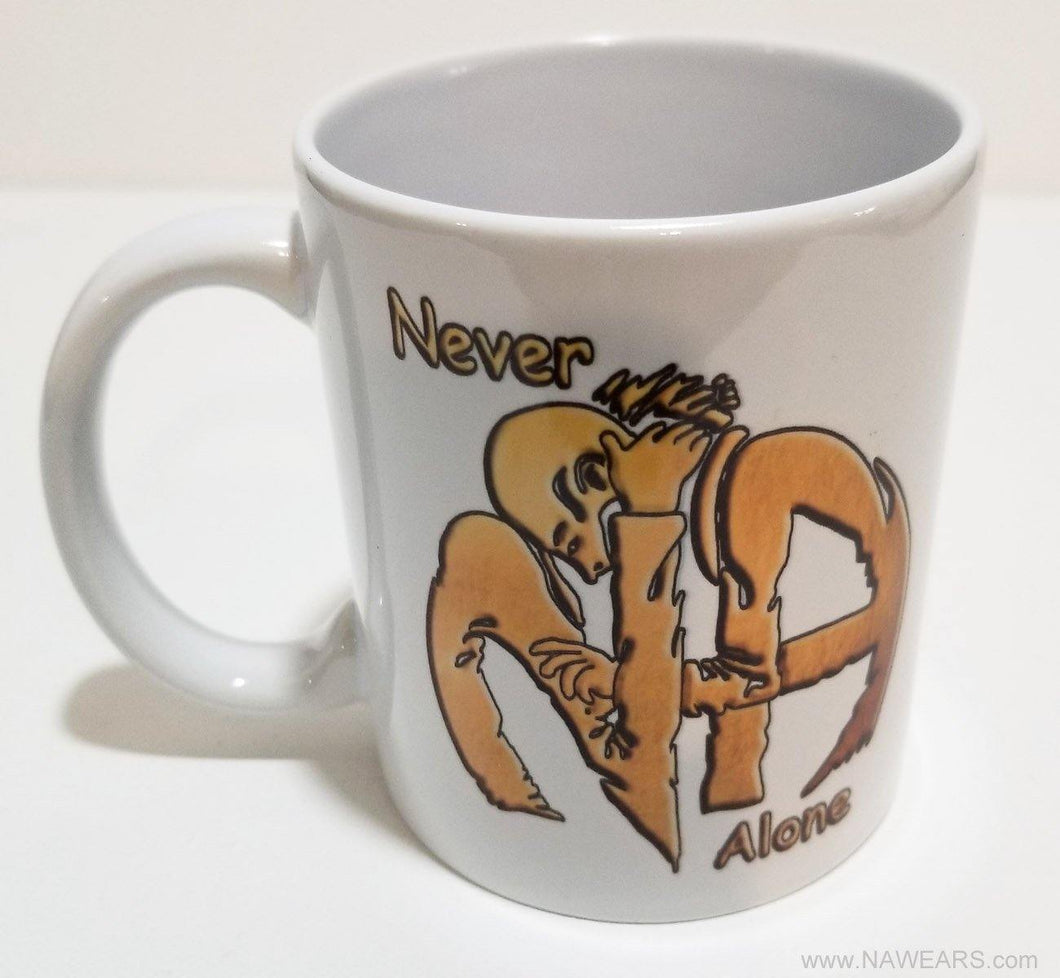 Mug- Hugs Never Alone 11oz