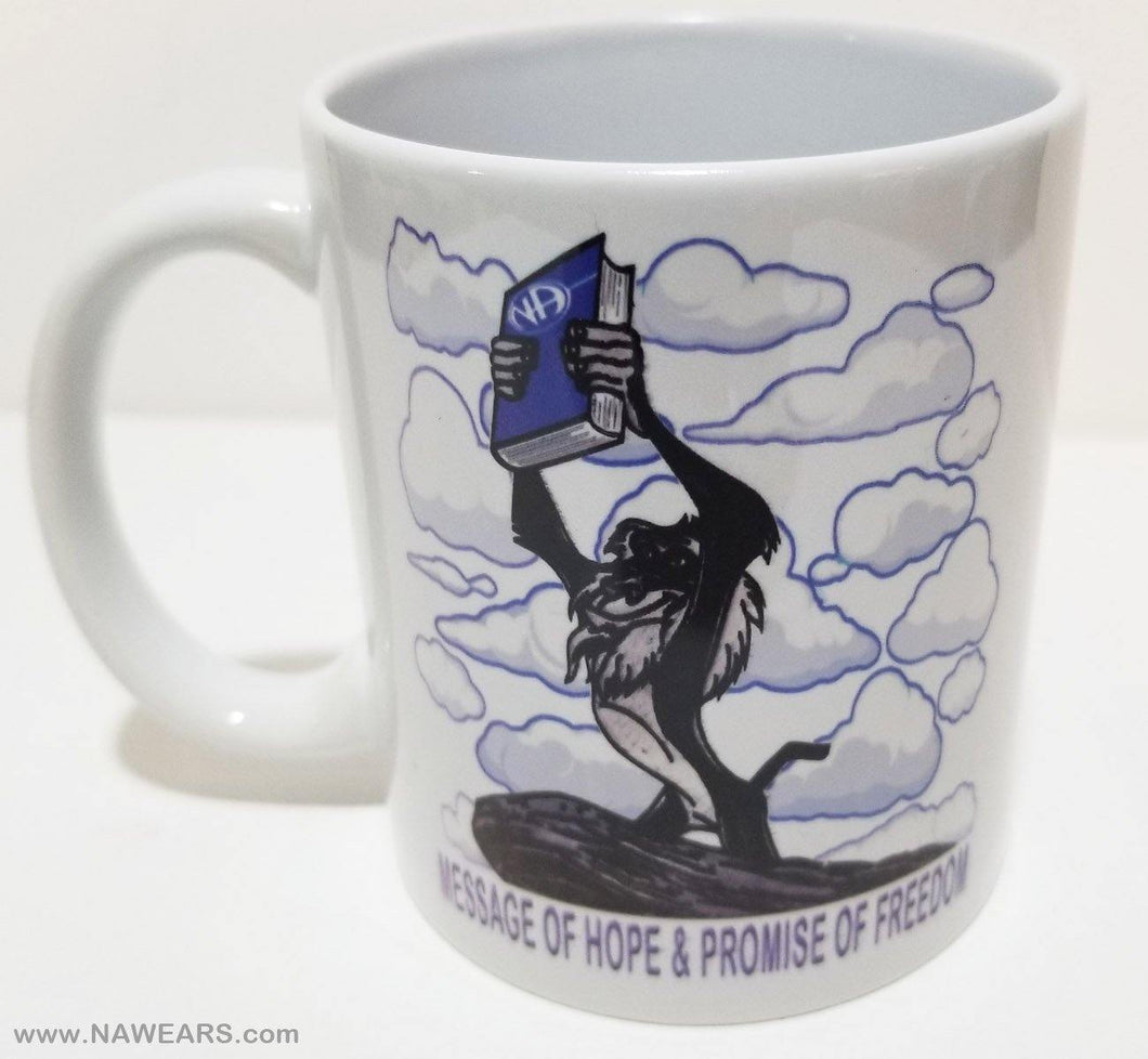 Mug- Rafiki The Messenger 11oz