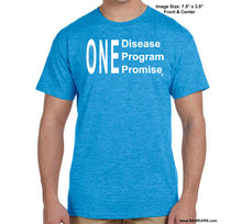One Disease One Program- T-shirt - SYC