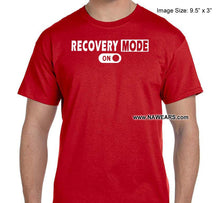 Recovery Mode On T-shirt