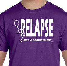 Relapse Isn't Requirement V2.0 Tee