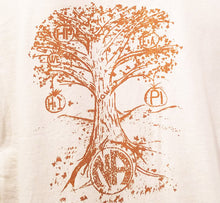 Service Tree White  T-shirt