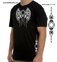 Tribal Patch Extreme V.2 Tee w/ Side Image