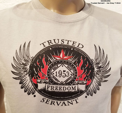 Trusted Servant- T-shirt - Clearance