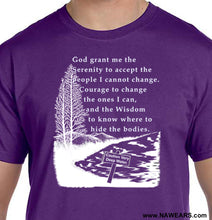 Twisted Serenity T-shirt - SYC