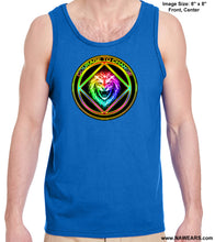 utt- Courage To Change - Unisex  Tank Tops