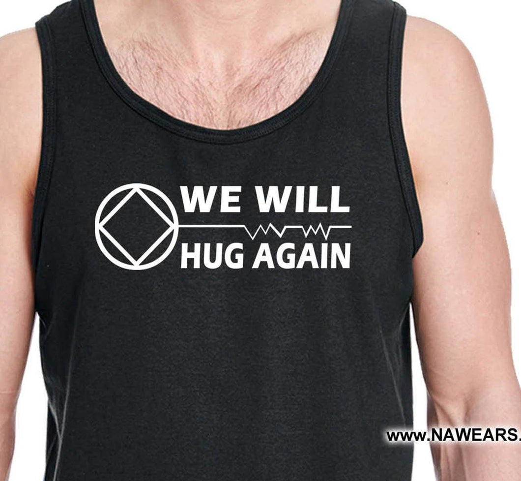 utt-  We Will Hug Again - Unisex Tank Tops