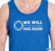 utt-  We Will Hug Again - Unisex Tank Tops - nawears